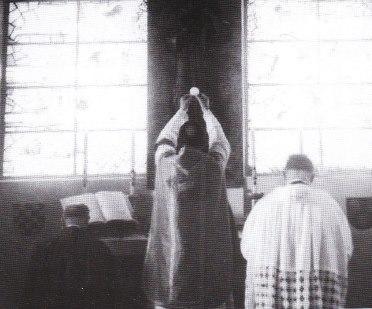 Sv. Misa u crkvi sv. Ćirila i Metoda u Jeruzalemu.