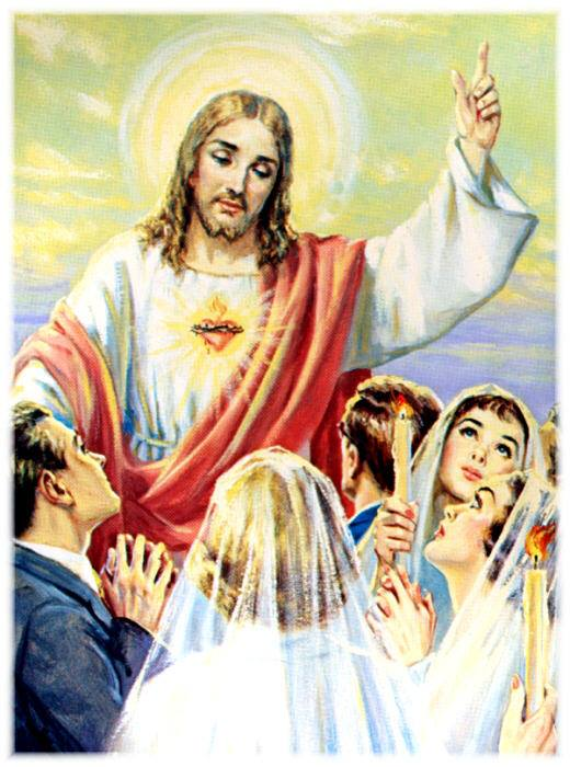 11. Imena onih koji budu širili ovu pobožnost bit će upisana u mome Srcu i neće se nikada izbrisati.