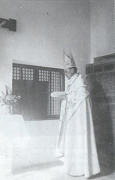 Blagoslov novog karmela u Brezovici, 15. travnja 1944.