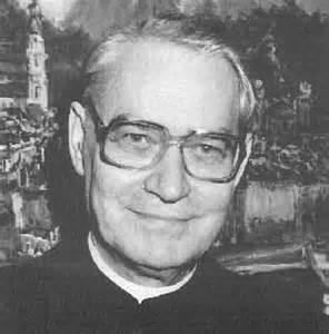 msgr. Klaus Gamber (1919.-1989.)