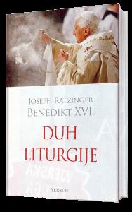 """Naslovnica novog izdanja """"Duha liturgije"""""""
